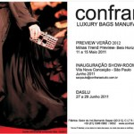 CONFRARIA PARTICIPA DO MINAS TREND PREVIEW