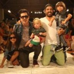 Celebridades no Fashion Weekend Kids Comandatuba