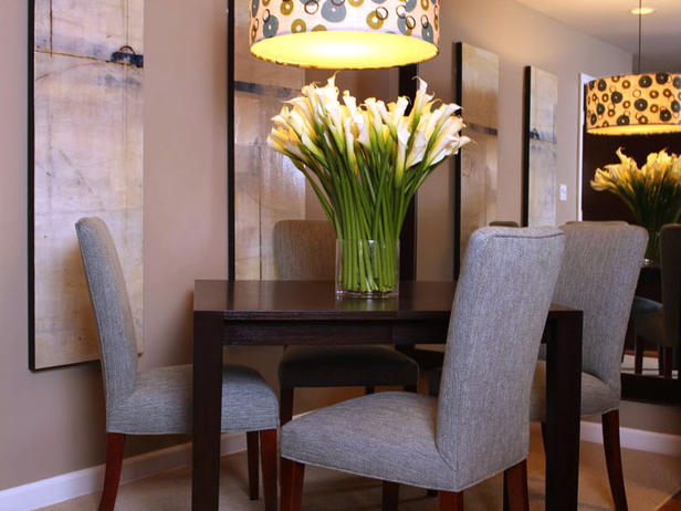 Top 15 salas de jantar pequenas luxos e luxos for Small dining room ideas on a budget