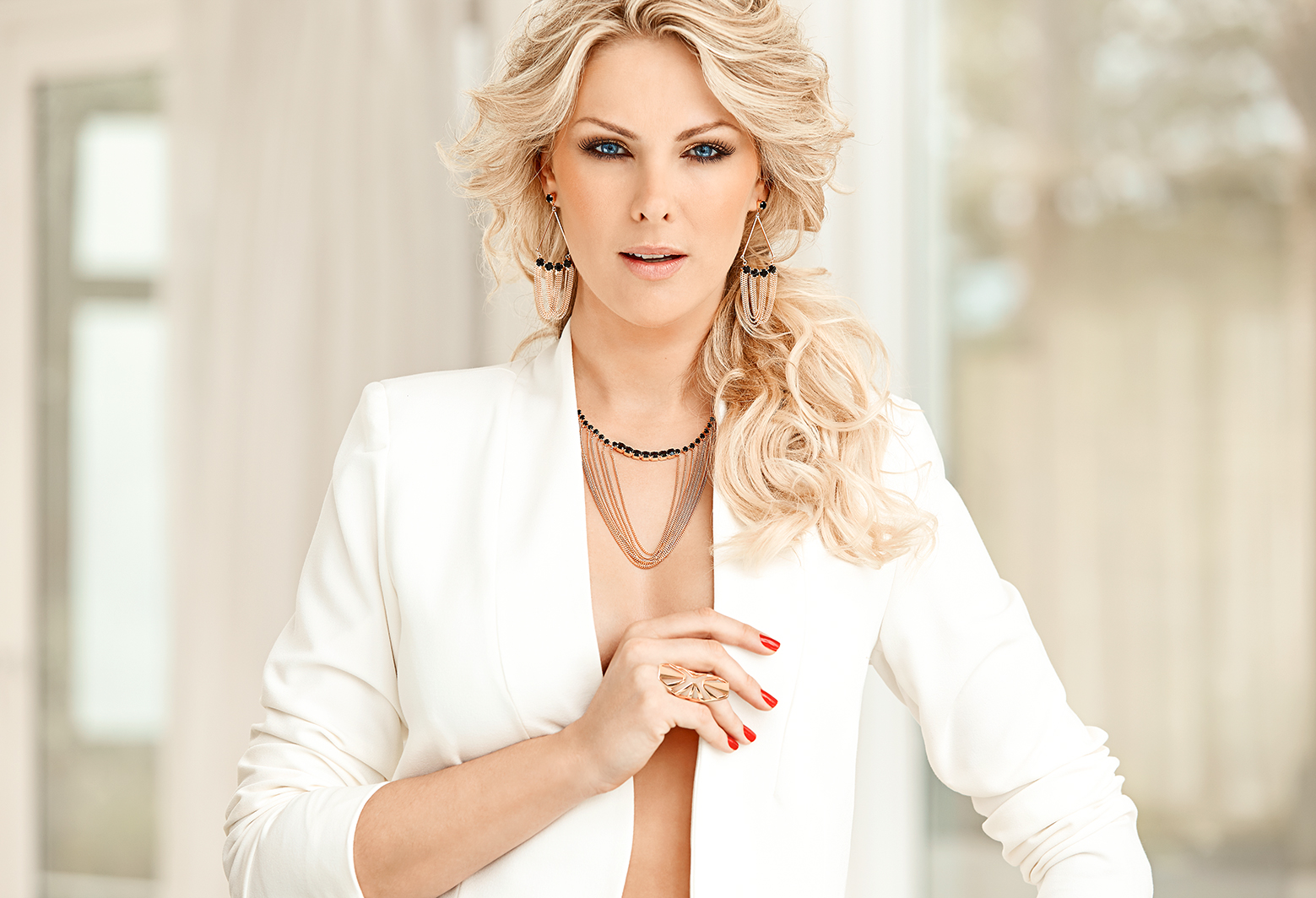 Ana Hickmann Fashion Jewelry by Rommanel - Luxos e Luxos 200083598c