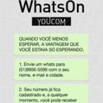 Youcom lança Whats On