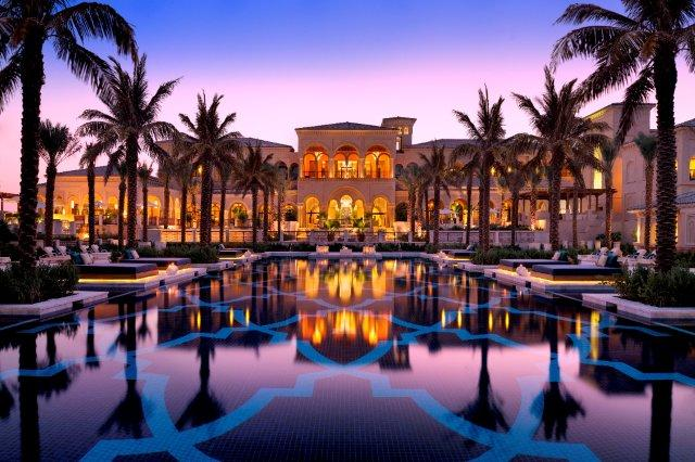 One and Only - The Palm - Dubai