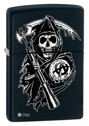 Isqueiro Zippo 218 Sons of Anarchy